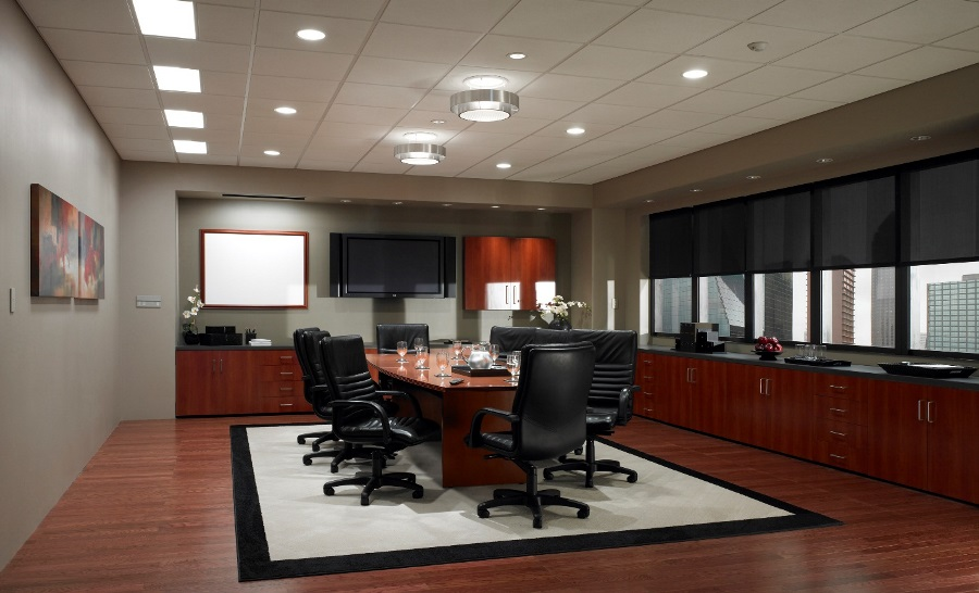 Enhance Your Professional Office With Lighting & Shading Control